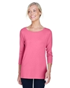 Picture of LADIES' PERFECT FIT BRACELET-LENGTH KNIT TOP